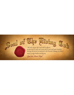 The Seal of the Living God...